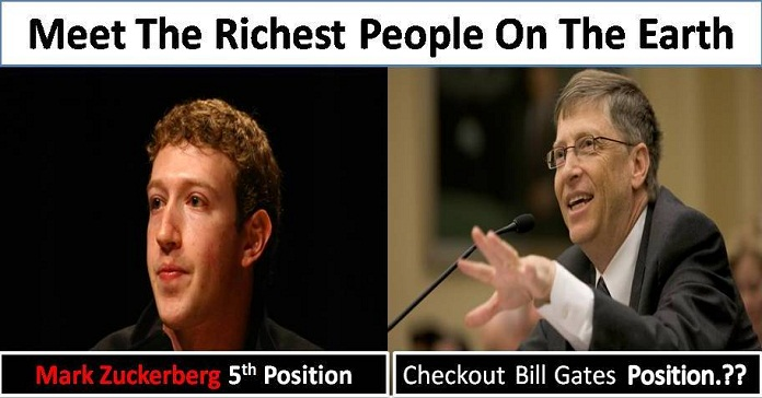 Billionaires List 2018 - Meet Richest People Earth