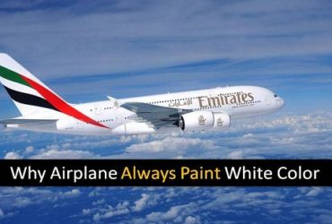 Know Reason Airplanes Always Painted White