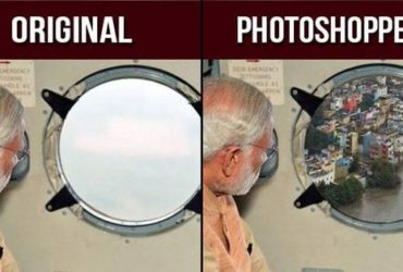 10 Hilarious Photoshop Pictures Of Narendra Modi
