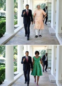 10 Hilarious Photoshop Pictures Narendra Modi