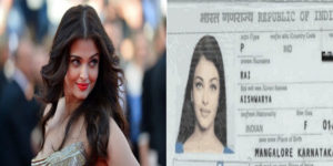 Check Bollywood Stars Looks Aadhaar Card