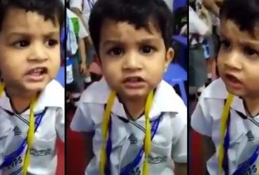 Watch Singing Little Innocence Child Will Make Laugh