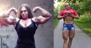 Meet Lady Bodybuilder
