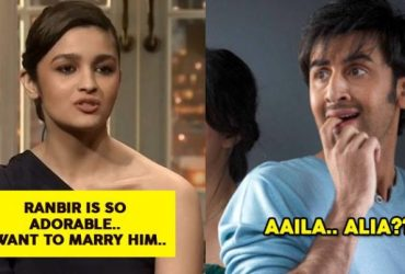 Watch Video Alia Bhatt Say