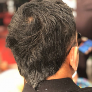 Dhoni New HairStyle Damm Good Pictural Viral