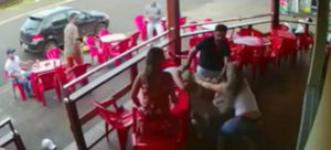 Viral Video Married Man Beaten Wife Public Place