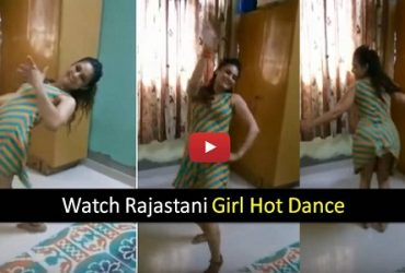 Watch Rajastani Girl Hot Dance